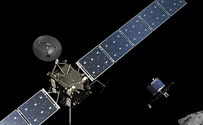 Mystery signal from Rosetta comet confirmed by European ...